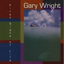 Gary Wright First Signs Of Life CD+DVD NEW SEALED 2007 Spooky Tooth