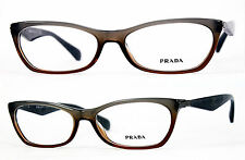 PRADA versione/Prada GLASSES VPR 15p 55 [] 16 may-1o1 135/405