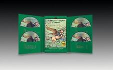 """The Chronicles of Narnia """"The Magician's Nephew"""" C.S.Lewis Book Audio cd"""