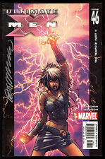 Ultimate X-Men (2001) #46 First Print Signed by Brandon Peterson Tempest FN/VF