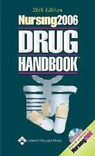 Nursing Drug Handbook: Nursing2006 Drug Handbook (2005, Paperback, Revised)