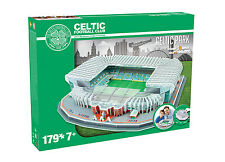 CELTIC PARK FOOTBALL STADIUM 3D JIGSAW PUZZLE 179 PIECES