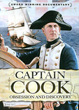 CAPTAIN COOK: Obsession and Discovery (2-Disc Set) History DVD [BULK797]