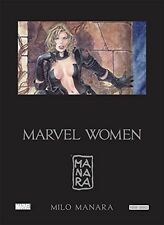 ALL NEW MARVEL NOW! PORTFOLIO MILO MANARA  MARVEL WOMEN -  Panini Comics