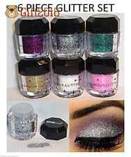New 6 Colors Palette Cosmetics Eye shadow Color Makeup Pro Glitter Eyeshadow