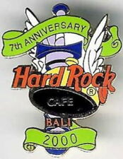 Hard Rock Cafe BALI 2000 7th Anniversary PIN Sword with Winged Helmet - HRC #670