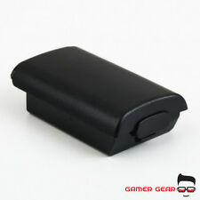 Battery Back Cover Case Shell Pack for Xbox 360 Controller - Black