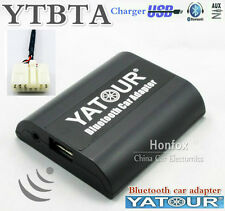 Yatour YTBTA Bluetooth A2DP Adapter for Toyota Big 5+7 Lexus Scion Aux interface