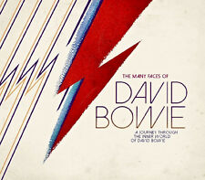 The Many Faces Of David Bowie ( 3 CD - Compilation )