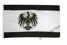 Prussia FLAG prussian Banner 90x150cm - 5ftx3ft