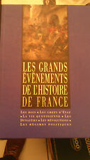 Les grands événements de l'histoire de France - Marseille Jacques