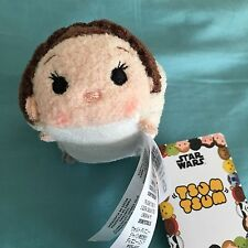 TSUM TSUM DISNEY Mini Princess Leia Organa Authentic STAR WARS Disneyland Store