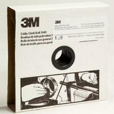 3m Company 3M-19779 Utility Cloth Roll 314d, 1 In X 20 Yd P180 J Weight