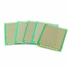 5Pcs 70x90mm DIY Soldering Prototype Copper PCB Printed Circuit Board