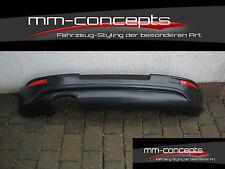 Heck delantal reflectores para VW Golf V 5 r32 parachoques GTI ed30 Heck ABS enfoque