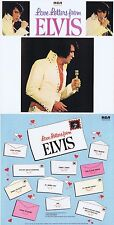 "Elvis Presley ""Love letters from Elvis"" Von 1971! 11 Songs! Nagelneue CD! 1A"