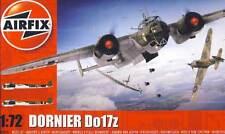 Airfix - Dornier Do-17Z 8./KG 77 1940 & 15.Kroatische KG 53 Modell-Bausatz 1:72