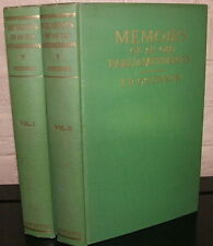 Memoirs of an Old Parliamentarian (2 Vols). by T.P. O'Connor 1st editions 1929