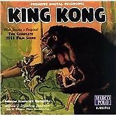 Steiner: King Kong [1933 Filmscore], Moscow So/Stromberg, Very Good Condition So