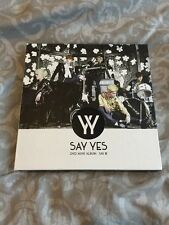 SAY YES Kpop Band 2nd Mini Album Say