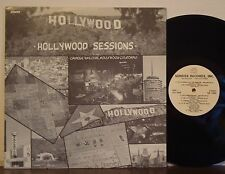 "MICHELLE WOOD-BUDDY RAYE ""Hollywood Sessions"" RARE EXC PRIVATE LP Song-Poem Pop"