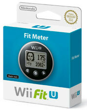 Nintendo Wii U Fit Meter Black IT IMPORT NINTENDO