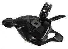 SRAM X0 X.0 2x MTB Front Trigger Shifter Left Black