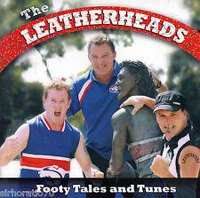 The LEATHERHEADS Footy Tales & Tunes 2009 CD NEW AFL Football Western Bulldogs