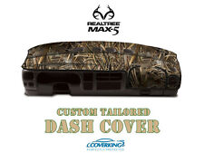 REALTREE MAX-5 COVERKING CUSTOM TAILORED DASH COVER for CHEVY C/K TRUCK