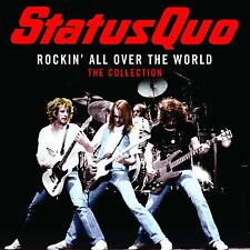 STATUS QUO: ROCKIN' ALL OVER THE WORLD (GREATEST HITS) COLLECTION CD NEW