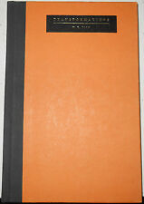 TRANSFORMATIONS: CHANGE FROM LEARNING TO GROWTH BY W. R. Bion / 1965 / 1st Ed.