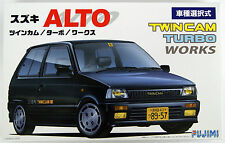 Fujimi ID-56 Suzuki Alto Twincam / Turbo / Works 1/24 convertible kit