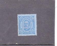 TIMOR D. CARLOS I (1893/94) 200 REIS   MH