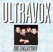 ULTRAVOX : THE COLLECTION / CD (CHRYSALIS RECORDS CDP 32 1490 2)