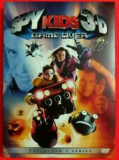 Spy Kids 3: Game Over Collector's Series DVD 2-D & 3-D Versions