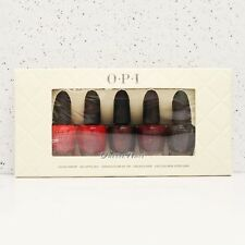 O.P.I MINI Nail Lacquer Set 5 pieces - Take Ten Famous 2013 OPI Collection Kit