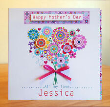 Mother's day Card Special/Personalised/Special Mother's day card for mum/mummy