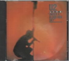 U2 UNDER A BLOOD RED SKY 1983 Australian CD Bono Edge GLORIA NEW YEARS DAY