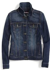 TOMMY HILFIGER JEANS WOMEN'S CLASSIC FIT DENIM JACKET | Large