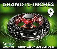 Vol. 9-Grand 12-Inches - Ben Liebrand (2012, CD NIEUW)4 DISC SET