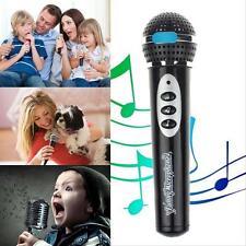 Children Girls Boys Microphone Mic Karaoke Singing Kids Funny Music Toy Gifts BO