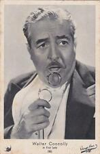* CINEMA - Warner Bros, Ed.Elah - Walter Connolly, Actor #35