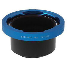 Fotodiox Objektivadapter Pro Arri PL Mount Lens tür Sony NEX Kamera