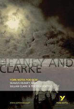 York Notes on Seamus Heaney and Gillian Clark, Geoff Brookes