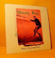 Cardsleeve single CD Paul McCartney Young Boy 2TR 1997 BEATLES Pop Rock RARE !