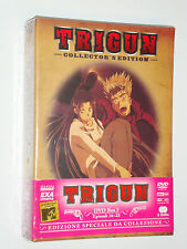 Trigun - Collector's Edition - Box 3 ep 16- 22- 2 DVD - Nuovo