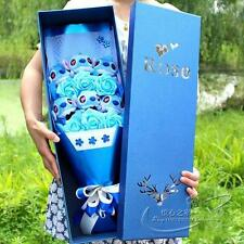 Hot NICE Bunch of 6 Lio Stitch Dolls Toys  flowers  Christmas Creative Gift Box