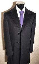 New Gucci Tom Ford Era 100% Wool Coat Overcoat 48R (38 US)