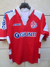 Maillot RUGBY FIRENZE 81 porté n°36 maglia shirt jersey vintage collection rare