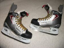 EASTON STEALTH S1 ICE HOCKEY SKATES MENS SIZE 6 GOOD SHAPE PLENTY OF LIFE LEFT
